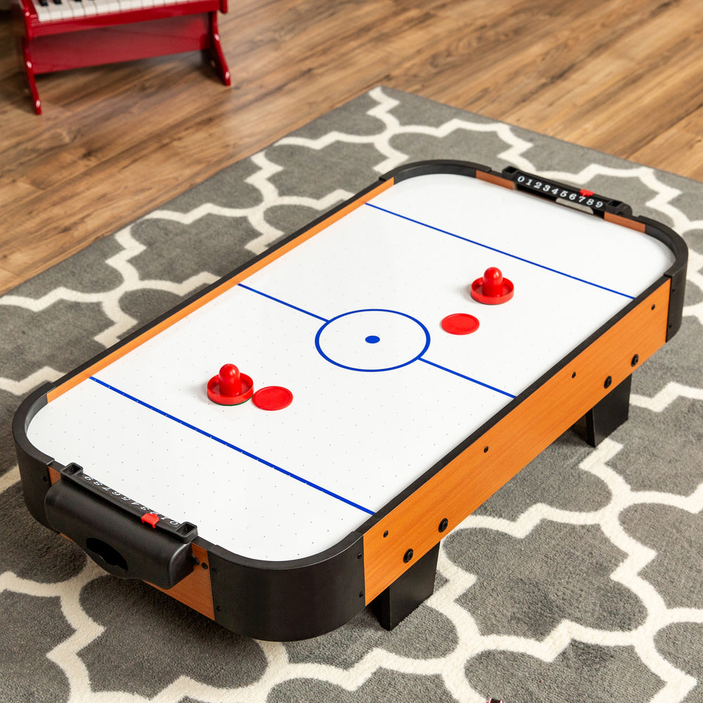 40in Air Hockey Table - Multicolor