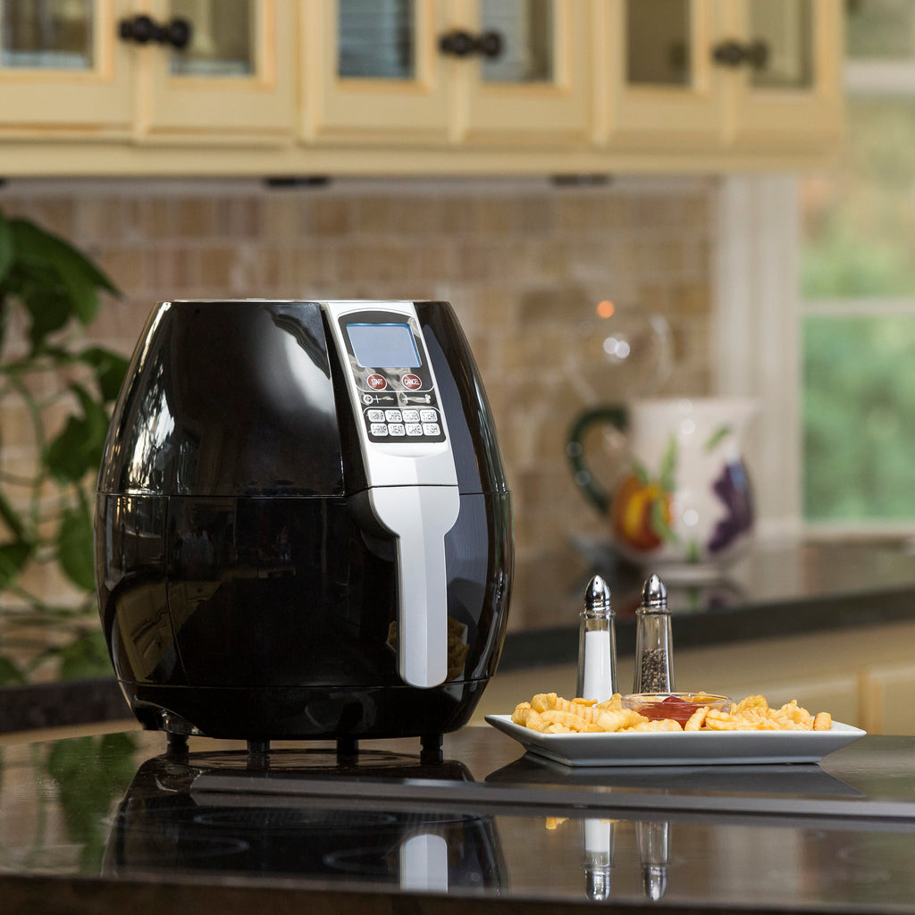 Best Choice Products Electric Air Fryer W/ 8 Cooking Presets Temperat #183BB3