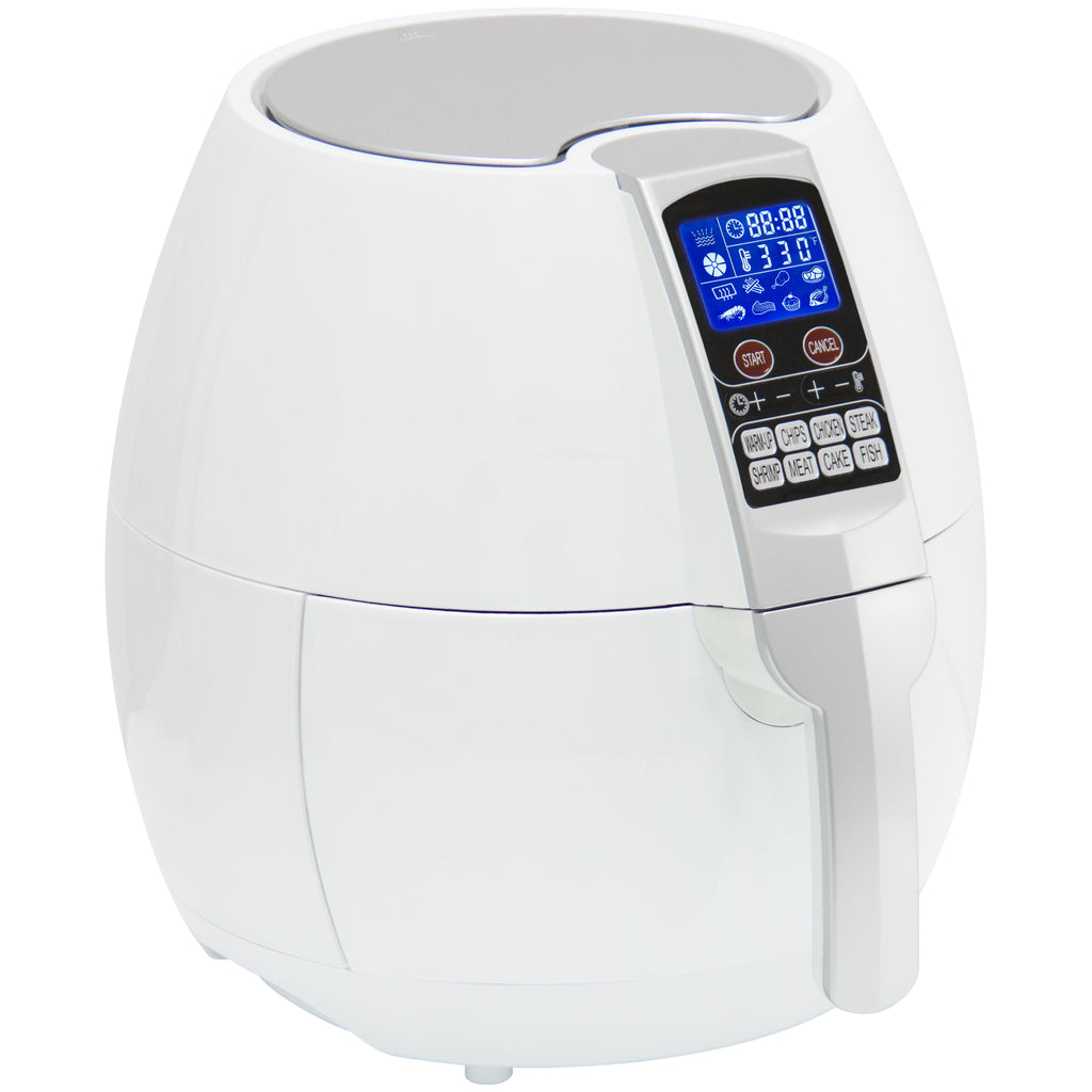 Best Choice Products Electric Air Fryer W/ 8 Cooking Presets Temperat #0E36B8