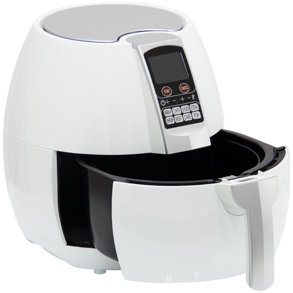 Best Choice Products Electric Air Fryer W/ 8 Cooking Presets Temperat #604340