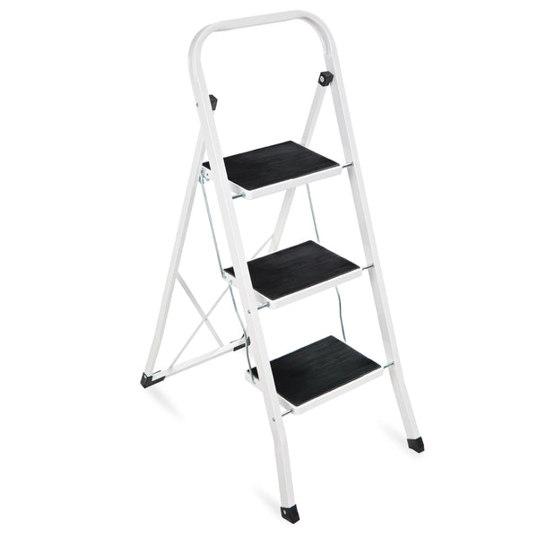 Foldable 3 Step Ladder