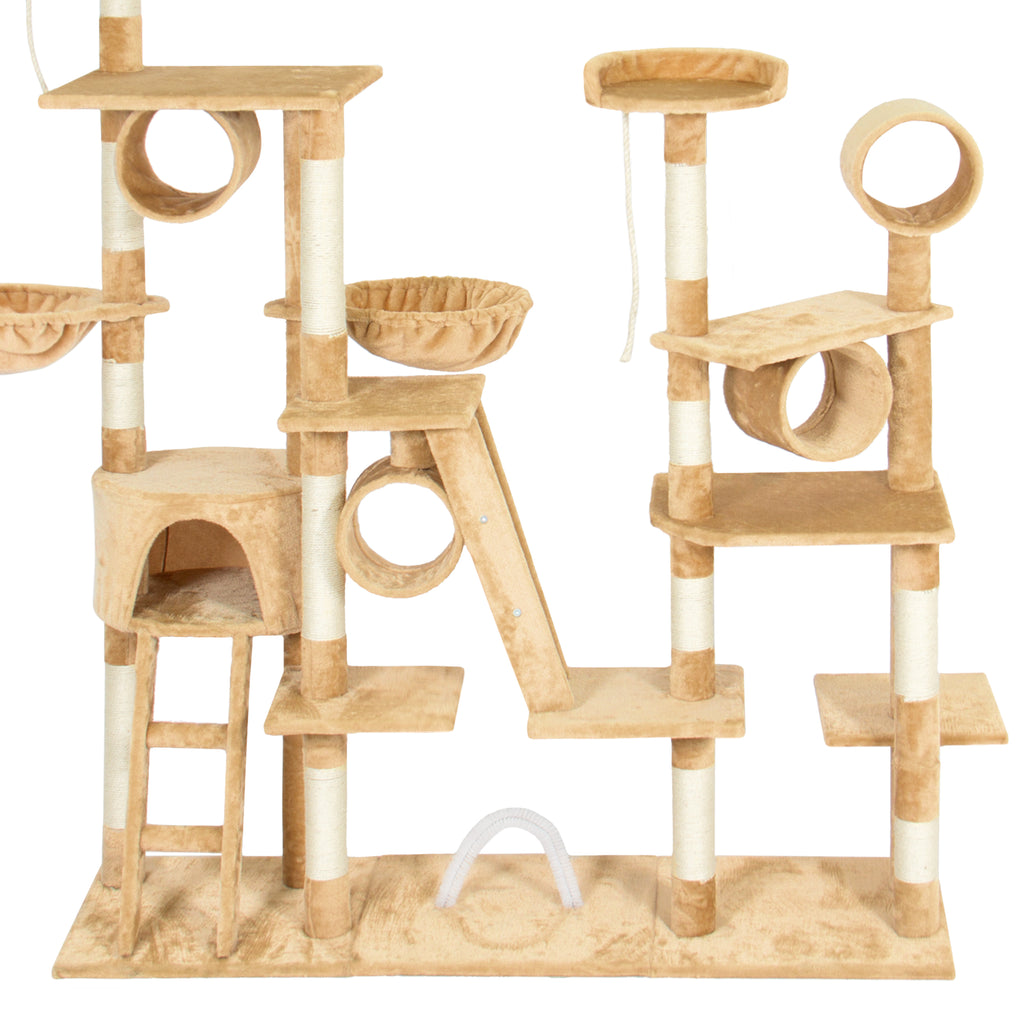 Best Choice Products Pet Play Palace 96 Quot Cat Tree