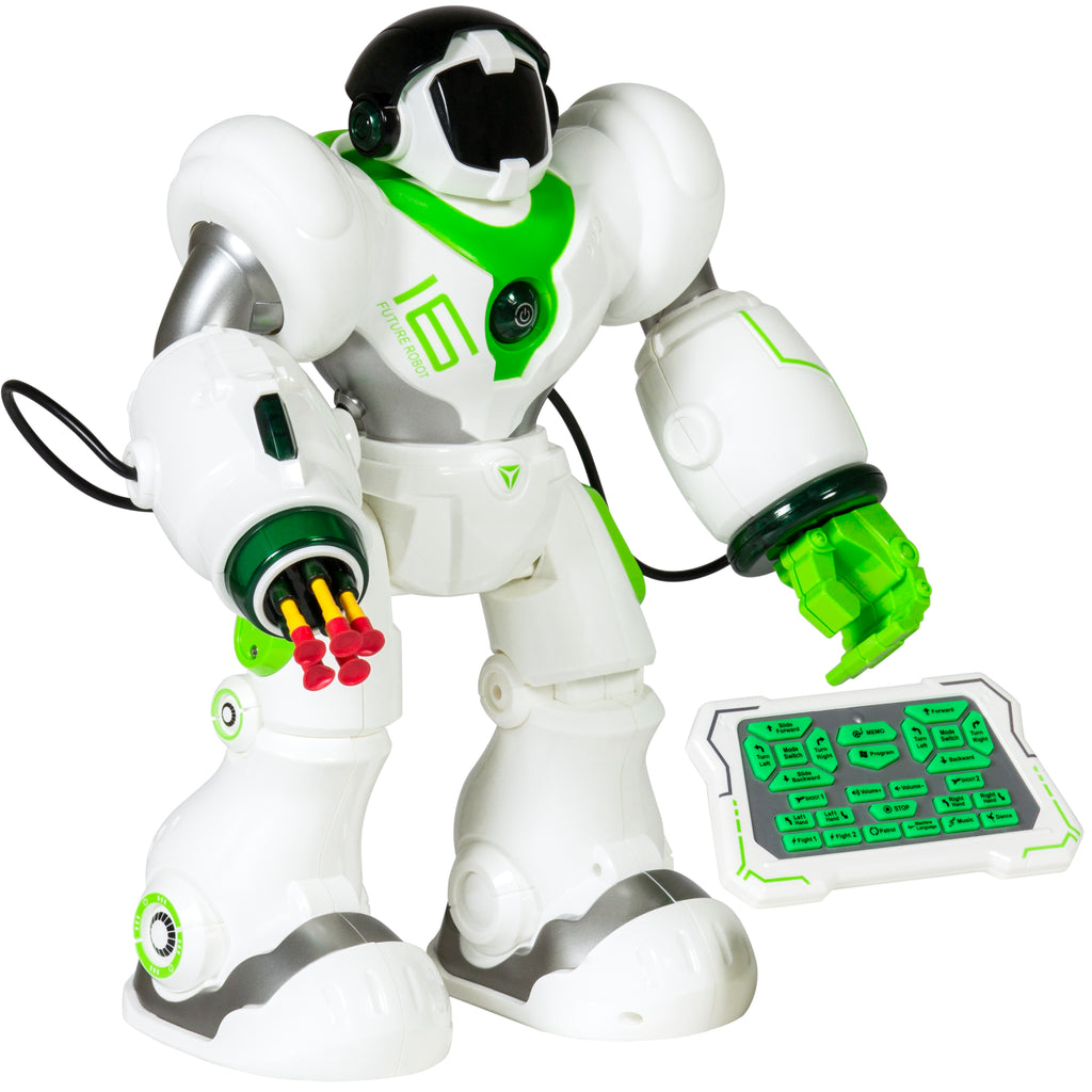 Remote-Control Intelligent Action Robot