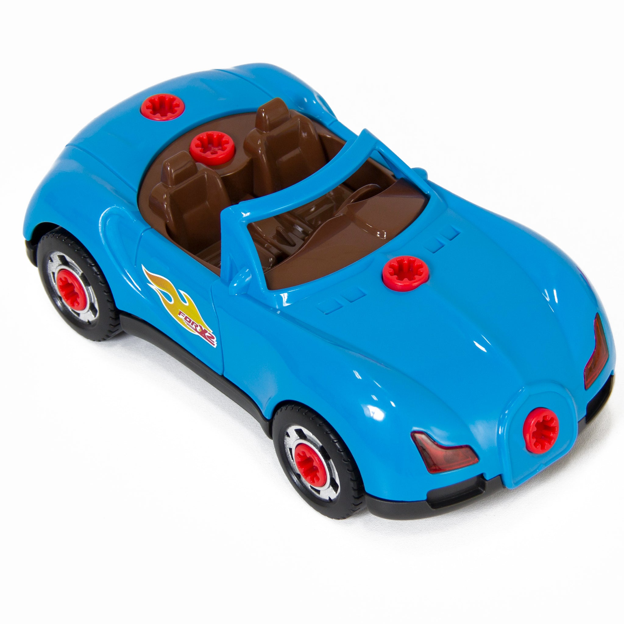 Best Car Toys For Toddlers : Best choice products kids piece assembly take a part