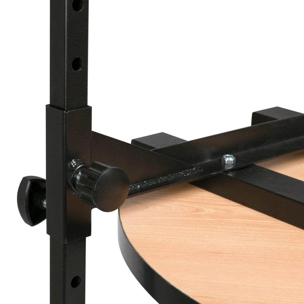 Adjustable Speed Bag Platform - Black
