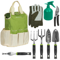 Deals on BCP 9-Piece Gardening Tool Accessory Set