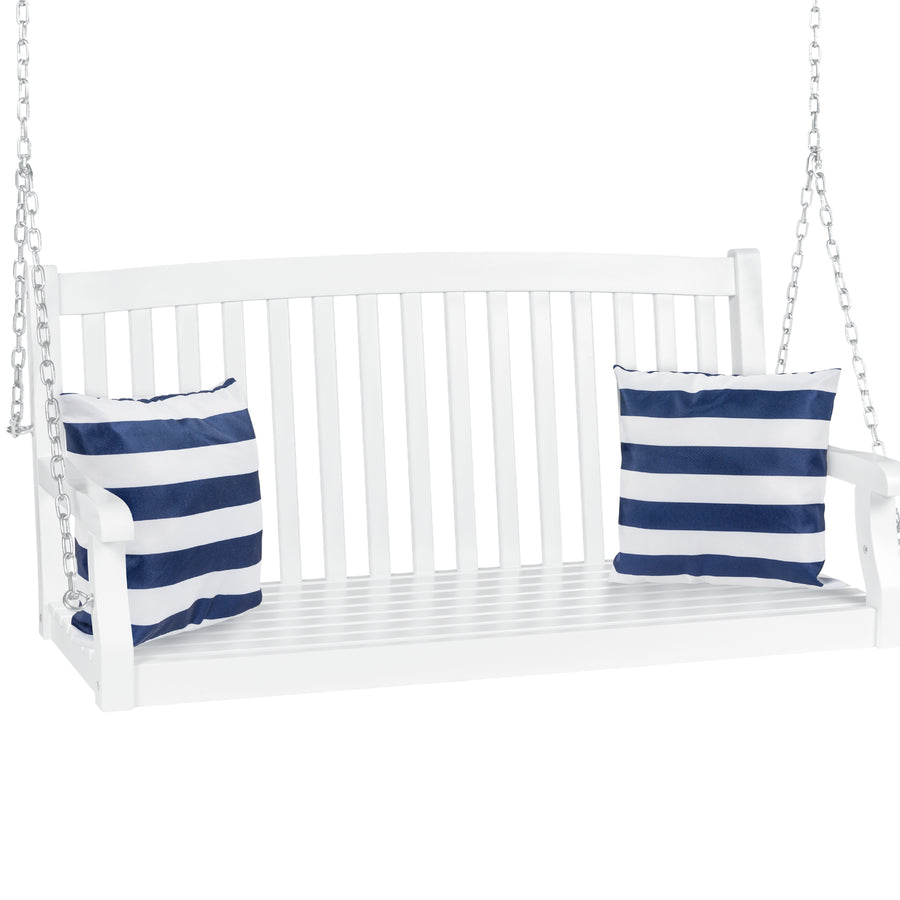 a harbour hang cottage how to pin coastal porch view hanging swing