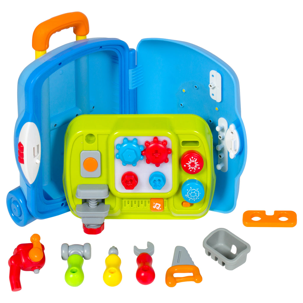 Kids Pretend Tool Set - Multicolor