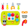 Best Choice Products Toy Kids Pretend Tool Playset Suitcase w/ Music And Sounds