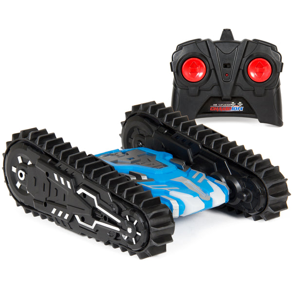 Best Choice Products 2.4Ghz Remote Control Armored All-Terrain RC Crawler Car Off-Road Toy
