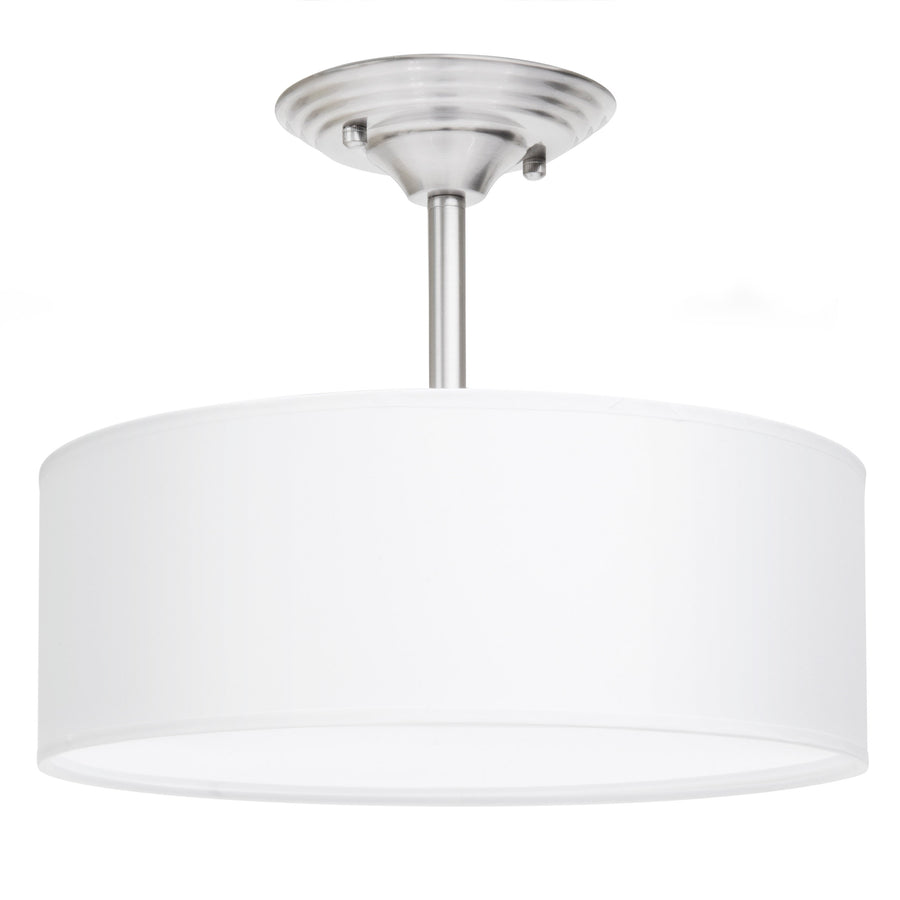 13in Semi-Flush Ceiling Mount Pendant Light Fixture  sc 1 st  Best Choice Products & 13in Semi-Flush Ceiling Mount Pendant Light Fixture u2013 Best Choice ...