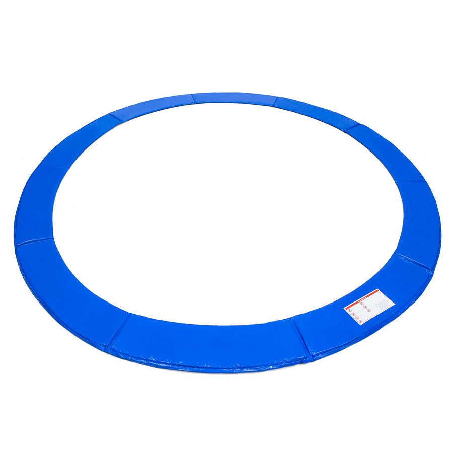12ft Trampoline Safety Pad Spring Cover - Blue