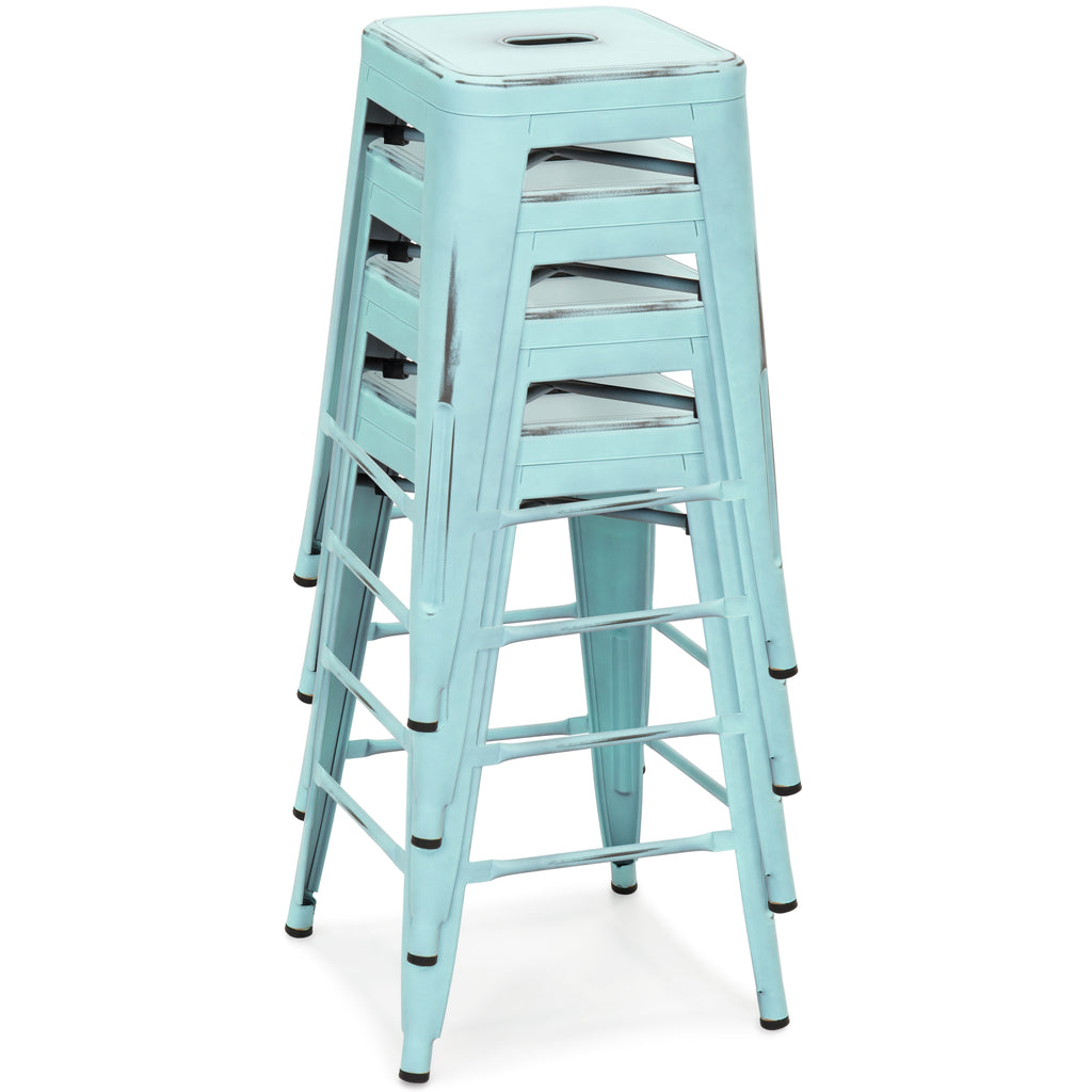 24quot Set of 4 Stackable Metal Counter Height Bar Stools  : SKY3857LRG 31024x1024 from bestchoiceproducts.com size 1024 x 1024 jpeg 68kB