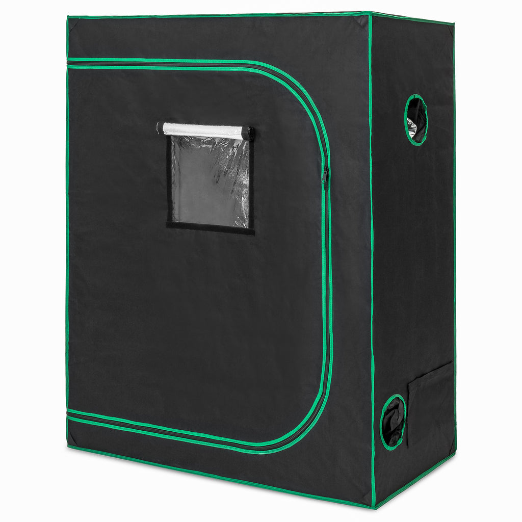 48''X24''X60'' Indoor Hydroponic Grow Tent w/ Observation Window