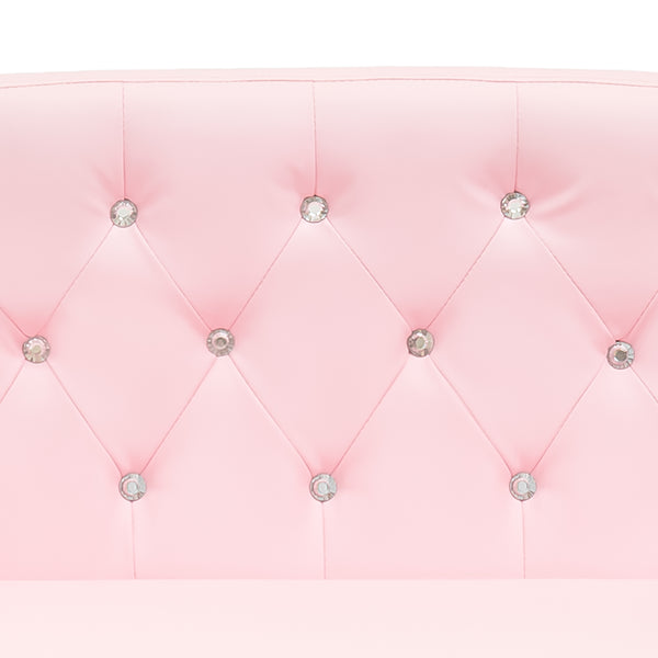 Kids Mini Sofa Couch - Pink