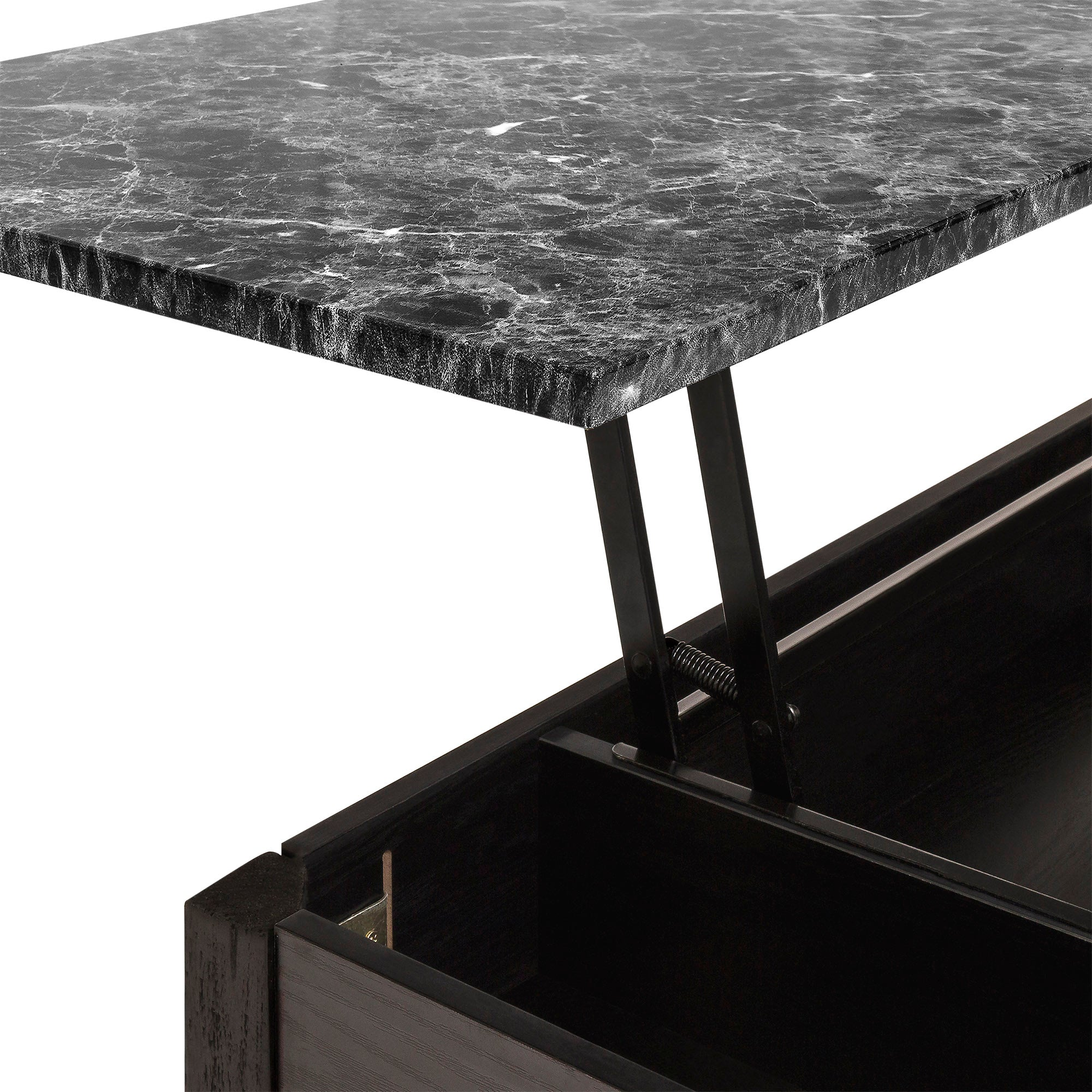 Lift Top Coffee Table Black – Best Choice Products