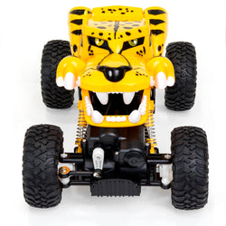 2.4 GHz 1/18 Rock Crawler Off-Road Vehicle High Speed Racing Remote Control Car - Yellow-Black