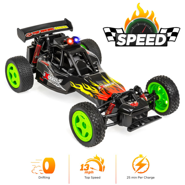 1:16 Scale 2.4GHz 4WD Remote Control Racing Stunt Car
