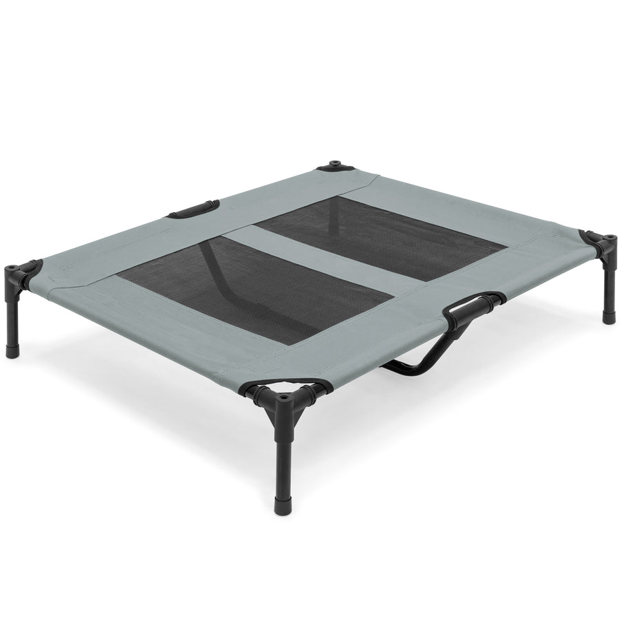 36in Raised Cooling Dog Bed