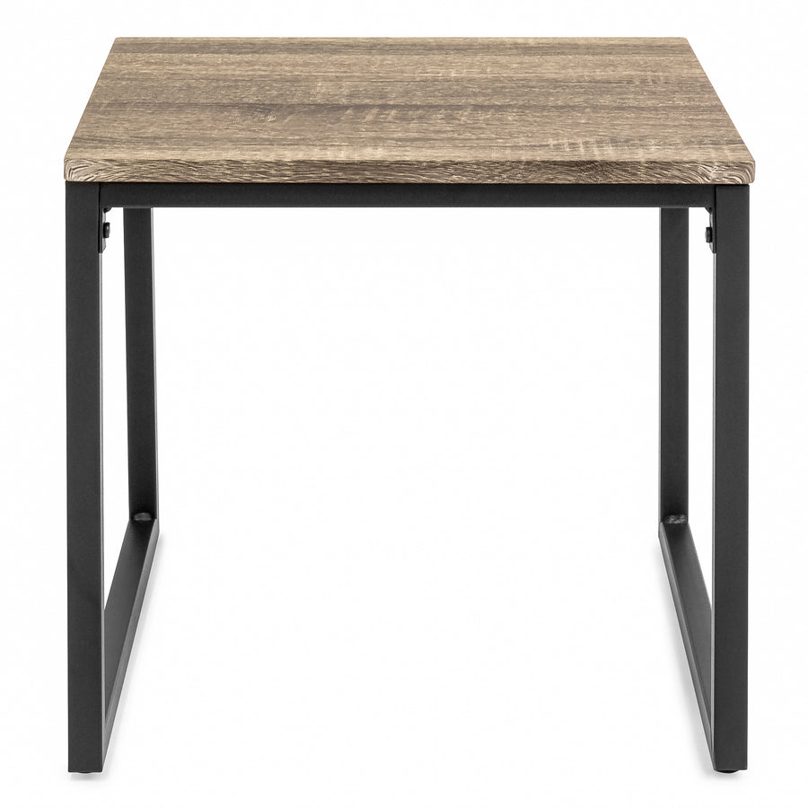 3 Piece Nesting Coffee And End Table Set Best Choice