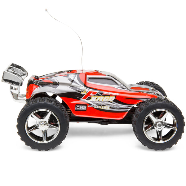 4WD 1:32 Scale High Speed 18m/h RC Car