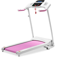 Deals on Best Choice Products 800W Folding Electric Treadmill