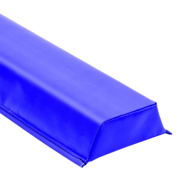 9FT Sectional Foldable Floor Balance Beam - Blue