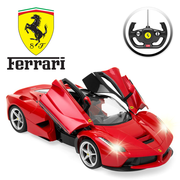1/14 Scale Licensed La Ferrari Remote Control Model Car - Red