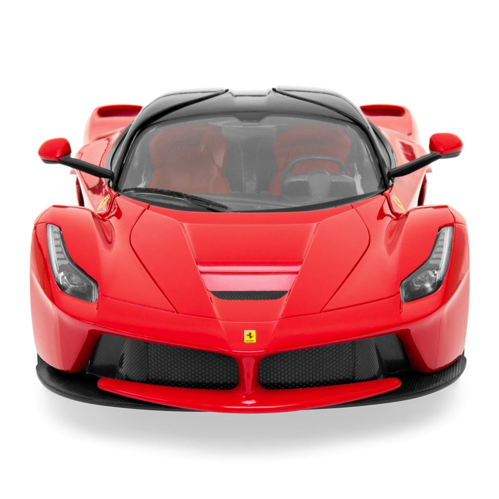 27 MHz 1/14 Scale Kids Ferrari Model RC Toy Car w/ 5.1 MPH Max Speed, Lights