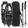 30in Snowshoe Set w/ Poles and Carrying Bag