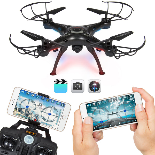 Best Choice Products 4-Ch 2.4g 6 Axis Gyro Rc Headless Quadcopter Drone