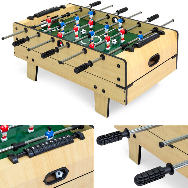 4-in-1 Arcade Game Table