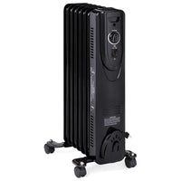 Deals on BCP 1500W Energy-Efficient Radiator Heater w/ Safety Shut-Off