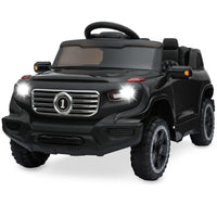 BCP 6V Kids Ride-On Car Truck Toy w/ RC Parent Control