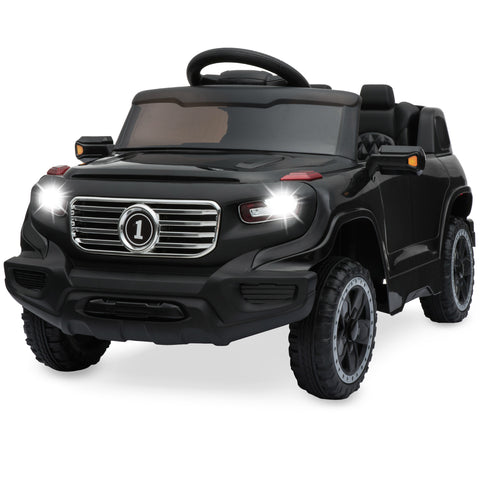 07766c4950e 6V Kids Ride-On Car Truck Toy w  RC Parent Control