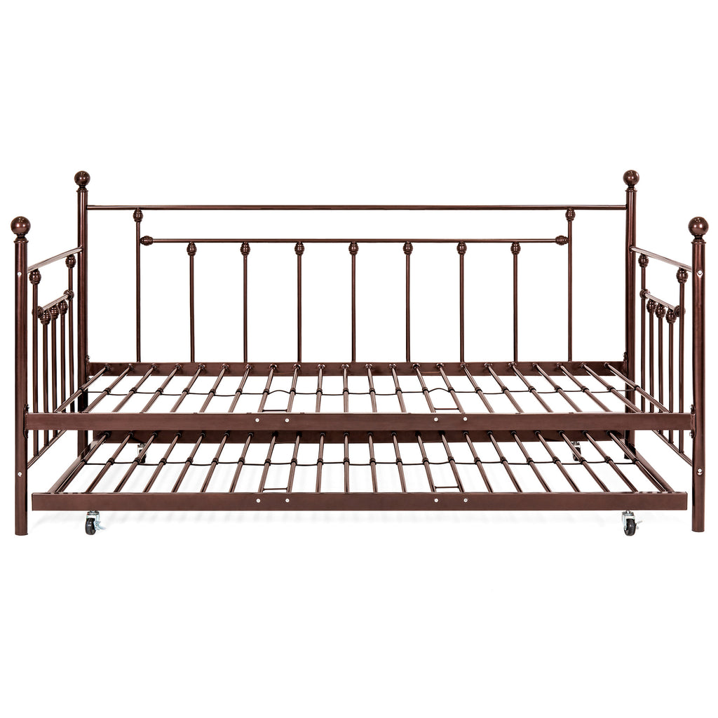 Twin Sized Trundle Bed Frame