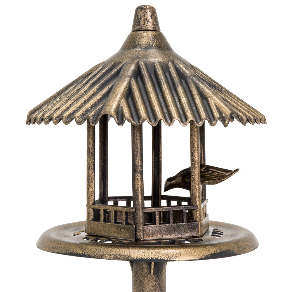 proof watching gazebo green garden kids products download lovers feeders and hanging decoration weather perfect outdoor for feeder bird