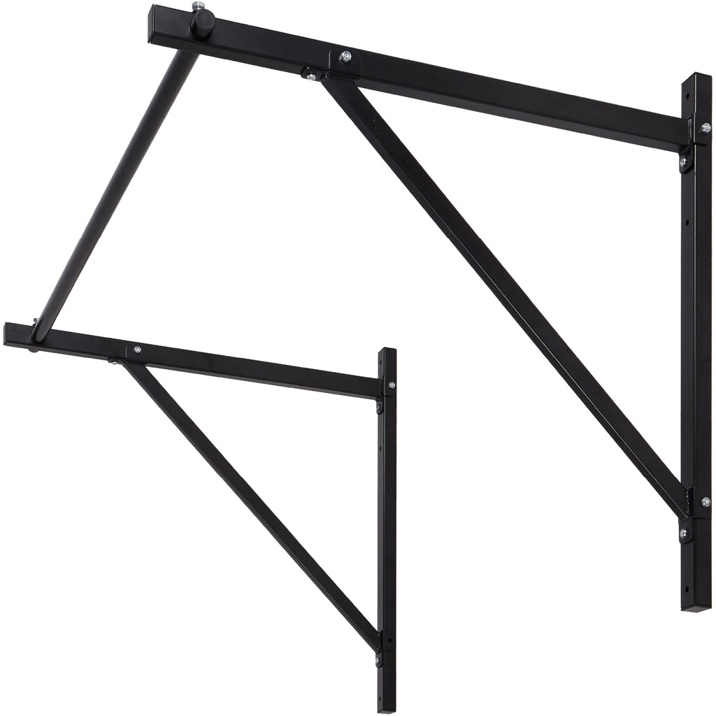 50in Wall-Mounted Home Gym Fitness Workout Pull-Up Chin Up Bar w/ 500lbs Cap