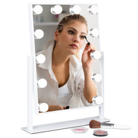BCP Smart Touch Vanity Mirror w/12 LEDs Adjustable Color Temp