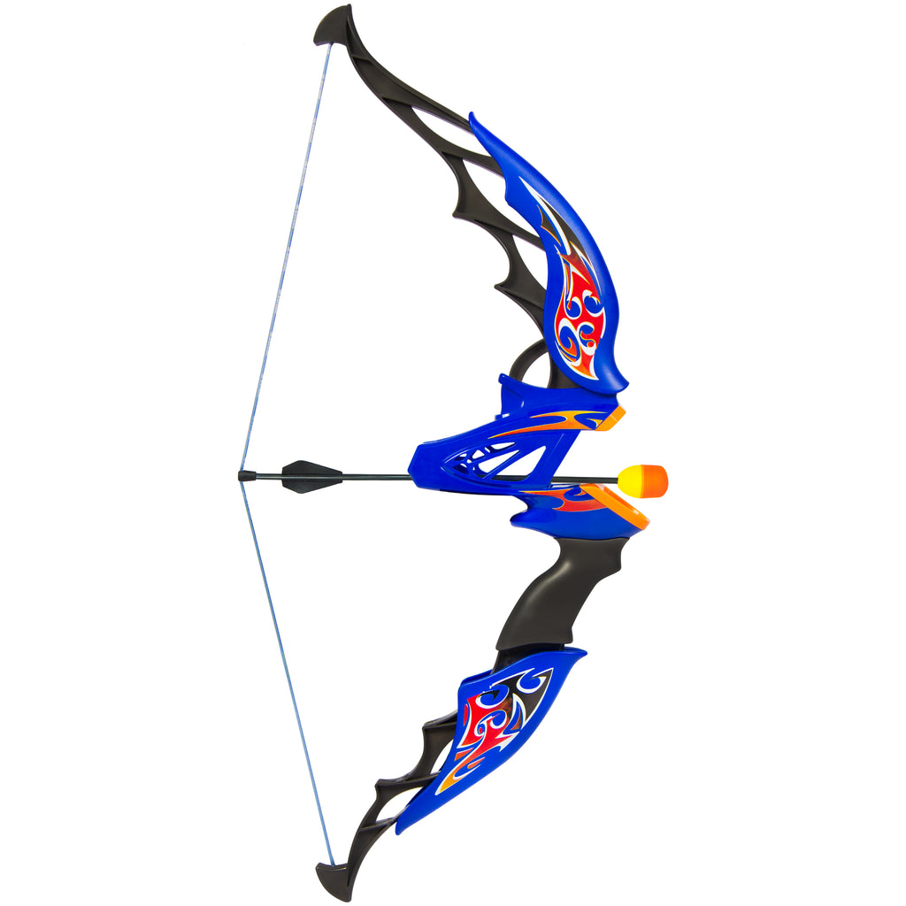 Toy Archery Bow And Arrow Set w/ Bow, 4 Darts
