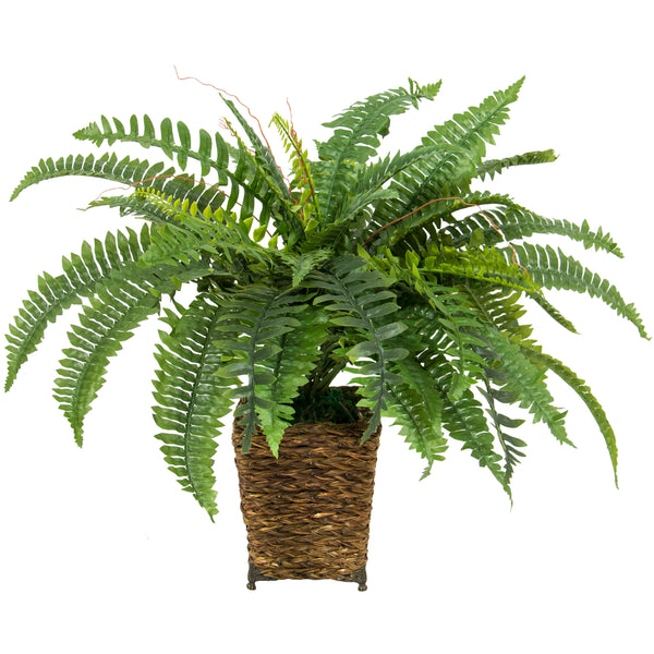 2FT Artificial Fern Plant