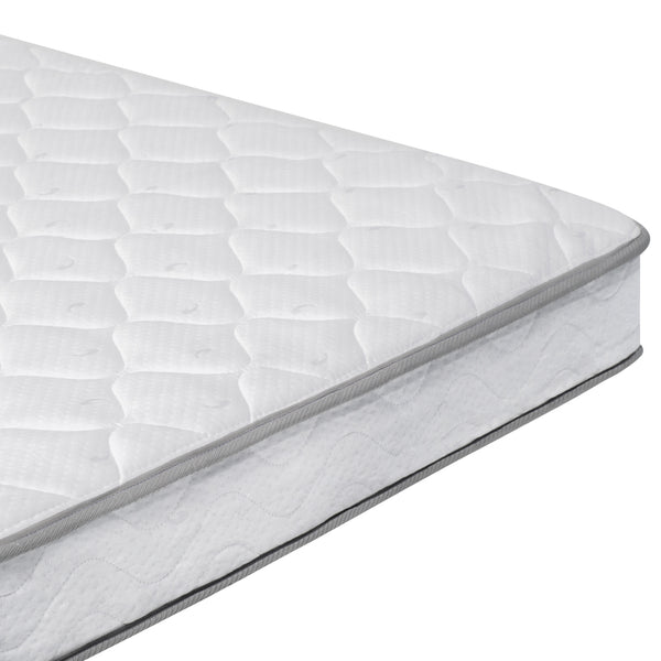 "Best Choice Products 6"" Innerspring Mattress-In-A-Box, Available In Multiple Sizes"