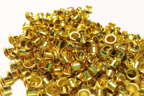 Brass Eyelets (1000 Count)