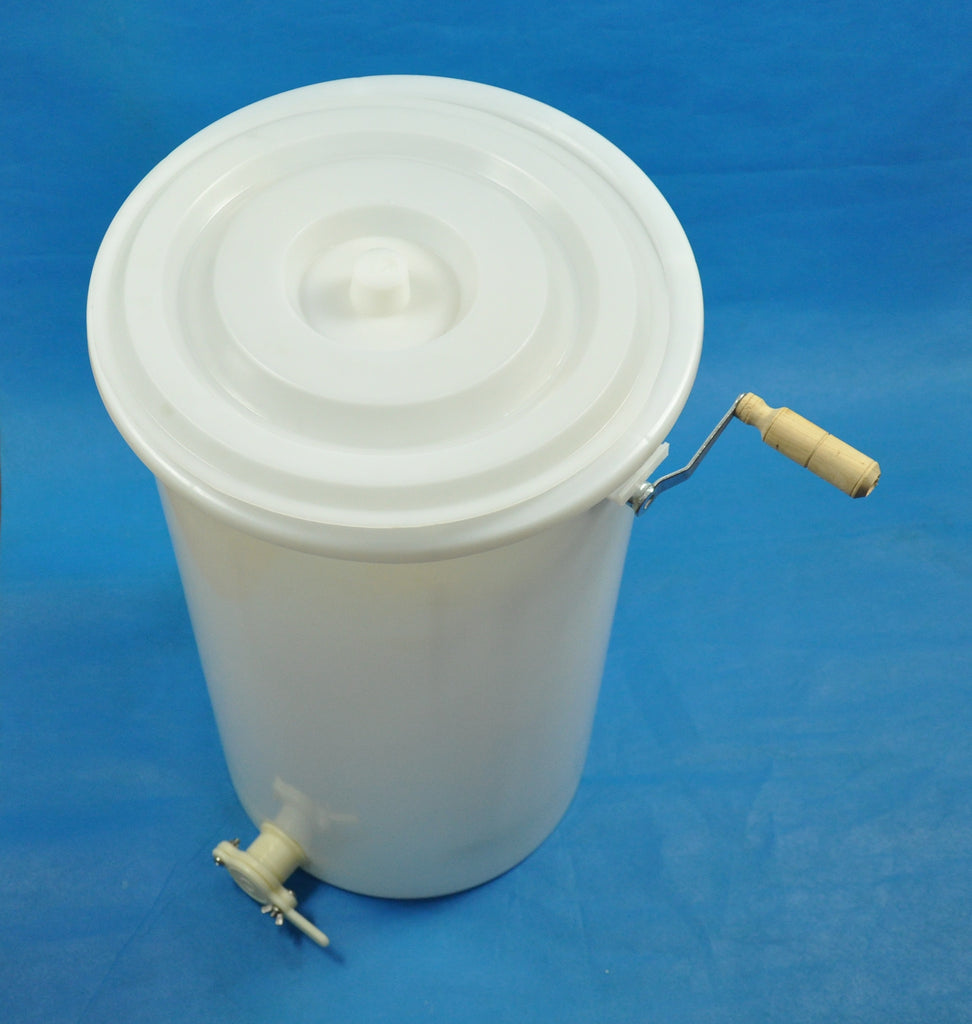 2 Frame Plastic Honey Extractor - Manual