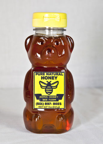 12 oz. Honey Bear