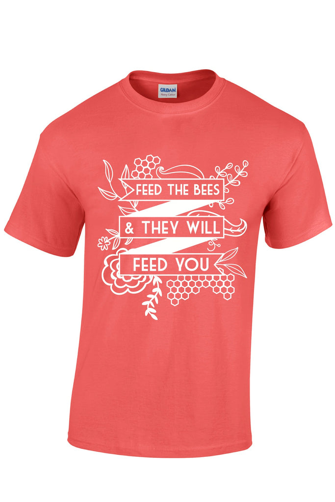 Feed The Bees T-Shirt