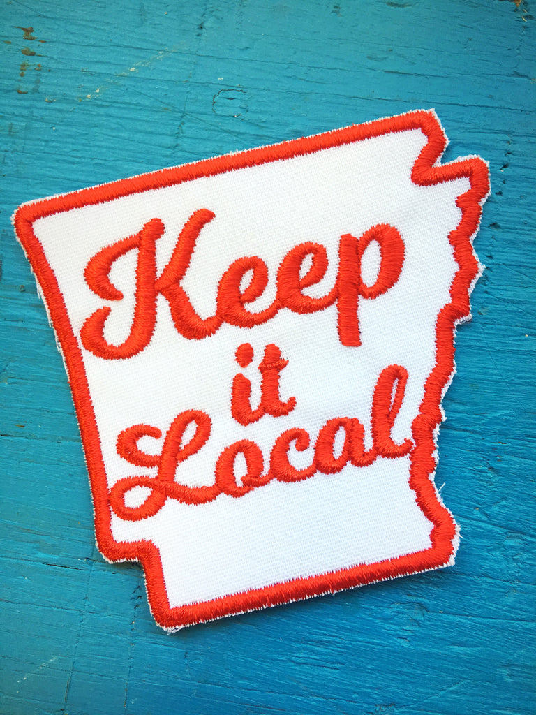 Keep It Local - Arkansas Patch