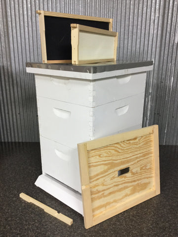 Double Deep & Super Hive Kit (10 Frame)