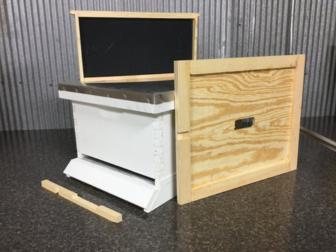 Single Deep Hive Kit (10 Frame)