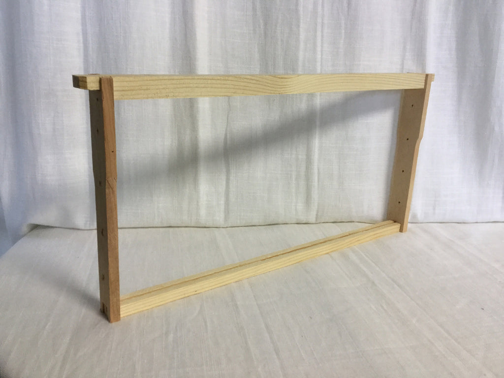 "Deep Frames 9-1/8""  Wedge Top / Grooved Bottom Unassembled"
